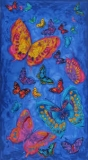 24? Butterfly Panel 60x110cm