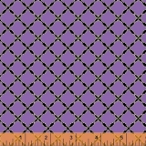 Grand Illusion Lattice Purple Zlatotisk