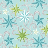 Nordic Star Light Blue