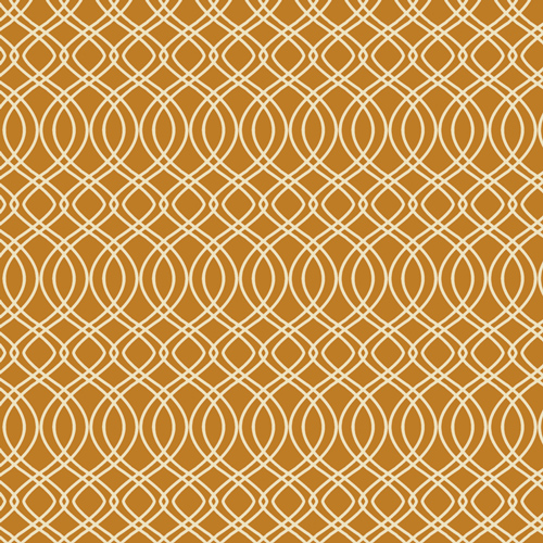 Knotted Trellis Gold