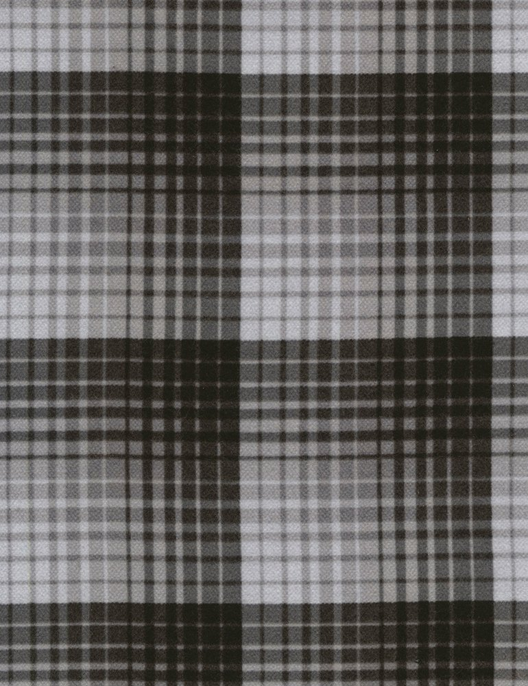 Tailor Made Flannel Grey Plaid