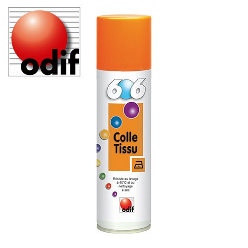 ODIF Colle thermofixable spray 606
