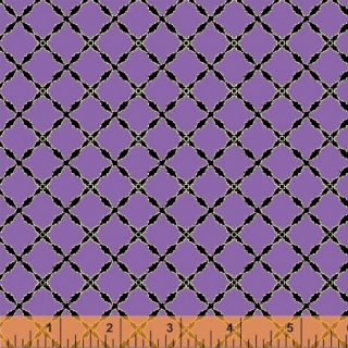 Grand Illusion Lattice Purple