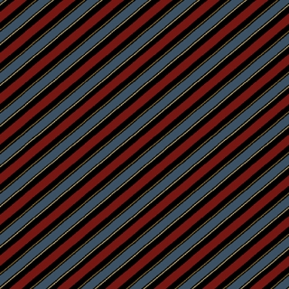 Barber Stripes Black/Red
